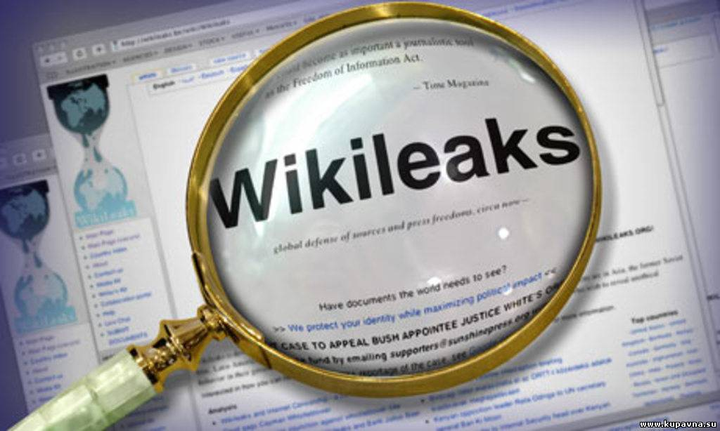 WikiLeaks: Путин не очень высокого мнения о Януковиче