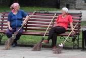 Старая Купавна - Женщине — работать