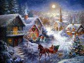 Старая Купавна - Волшебно и радостно! Новогодняя сказка для детворы Старой Купавны (ФОТОАЛЬБОМ)
